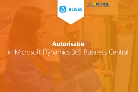 autorisatie business central