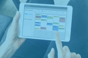 Hoe draagt het CRM systeem bij, aan de planning van de buitendienst?