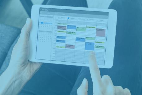 Hoe draagt een CRM systeem bij aan de planning van de buitendienst?