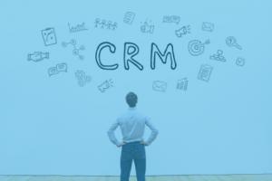 Welke informatie leg je vast in het CRM systeem?