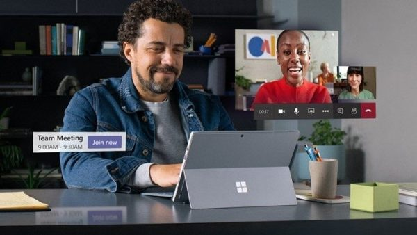 Microsoft Teams videobellen