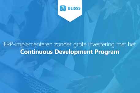 Blisss ERP Implementeren