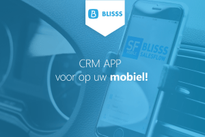 CRM App op jouw mobiel