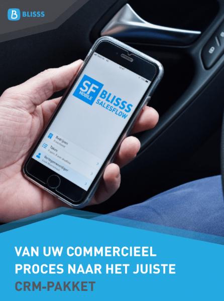 commercieel proces brochure