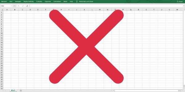Sales planning Excel
