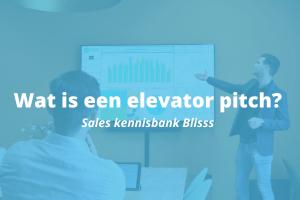 Wat is een elevator pitch? (+ mini stappenplan voor een goede elevator pitch)