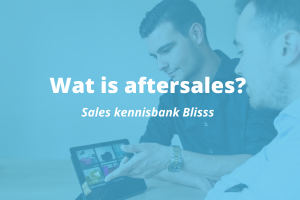 Wat is aftersales?