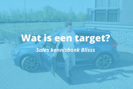 Wat is een target?
