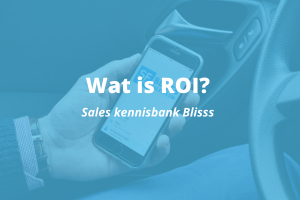 Wat is ROI?