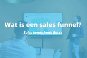 Wat is een sales funnel?