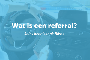 Wat is een referral?