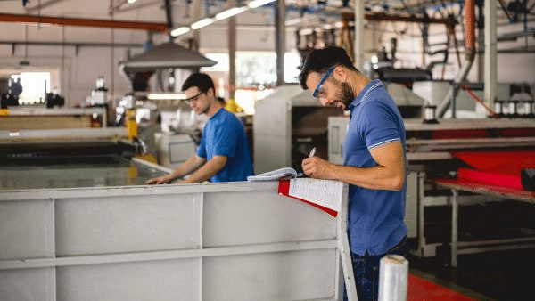 ERP voor productiebedrijven
