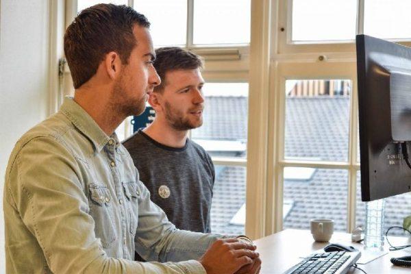 Sales software binnendienst